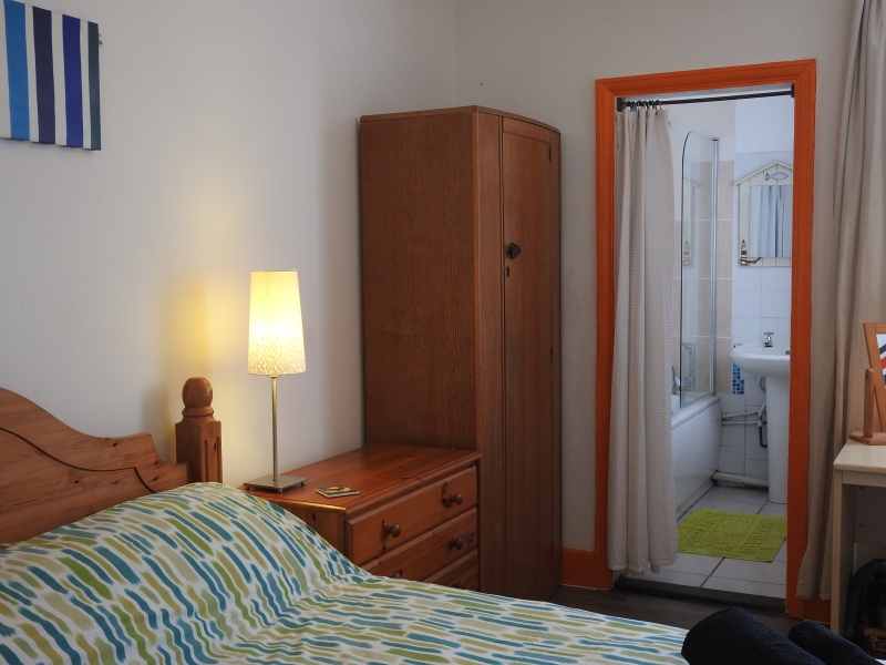King Double room with Bathroom